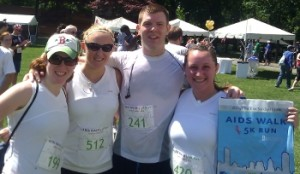 Evolutionary IT - Boston AAC 5K Running Team